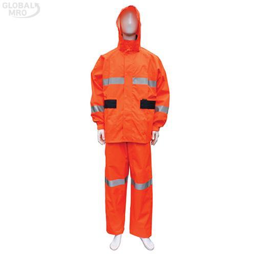듀플렉스NEW 형광우의 투피스(XL)오렌지 /옵션 투피스(XL)오렌지 1EA