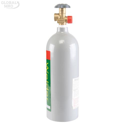 말타니메탈 가스용기 LPG용기3.6L(AL) 1EA