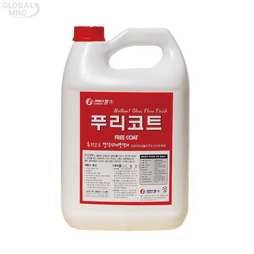 코머스켐 광택제 푸리코트(3.75L) /옵션 푸리코트(3.75L) 1EA