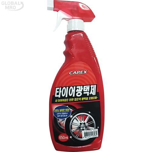 카렉스 타이어광택제 650ml 5EA