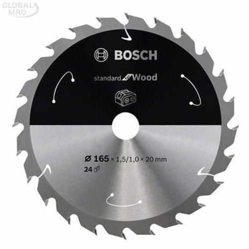 보쉬 AC 팁쏘(목재용) 165(6 1/2인치)x24T(1.5) (685) 1EA