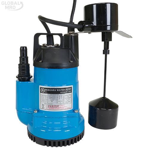 영일펌프 수중펌프(자동,수직) YI-1000HA(1/6HP) 1EA
