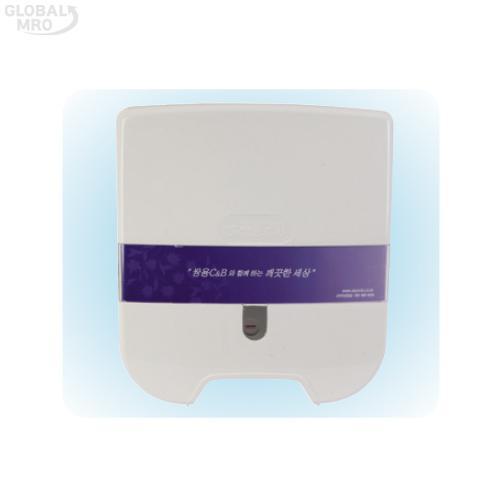 쌍용C&B 점보롤디스펜서 GLR02003 윈도우(ABS)사각 1EA