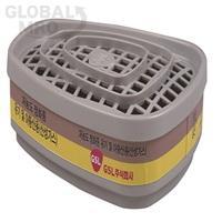GSL마스크 방독정화통 3202 /옵션 3202 2EA