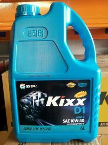 GS칼텍스 엔진오일(디젤) Kixx HD1CJ-4/E9 10W-40_3/6L 1EA