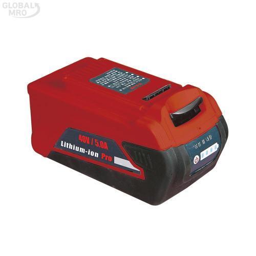 BM예초기 배터리 L-405 / 40V 5.0Ah (리튬이온) 1EA