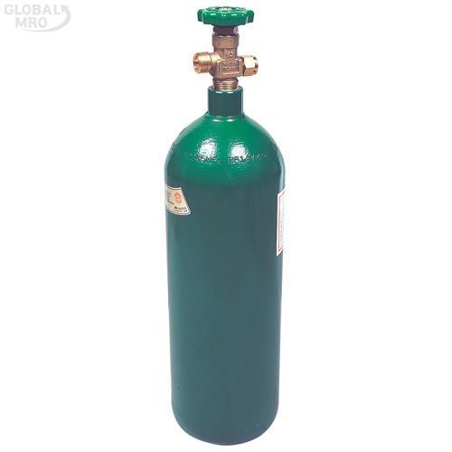 말타니메탈 가스용기 산소용기6.2L(AL) 1EA