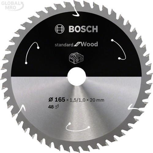 보쉬 AC 팁쏘(목재용) 165(6 1/2인치)x48T(1.5) (687) 1EA
