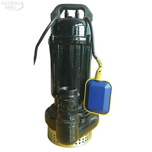 UDT수중펌프 수중펌프(자동-오,배수/토목공사용) UD-75AWPM(1.0HP)단상220V 1대