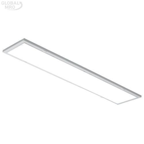 [반품불가] 보승 LED평판직하등50W 무테(1200x300x47mm) 4EA