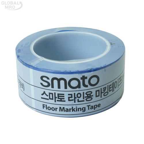 smato 테이프 라인용마킹테이프 청색50x33 1EA