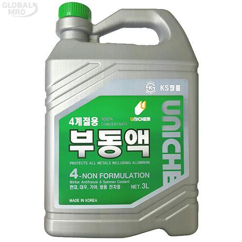 유니켐 부동액 3L 1EA