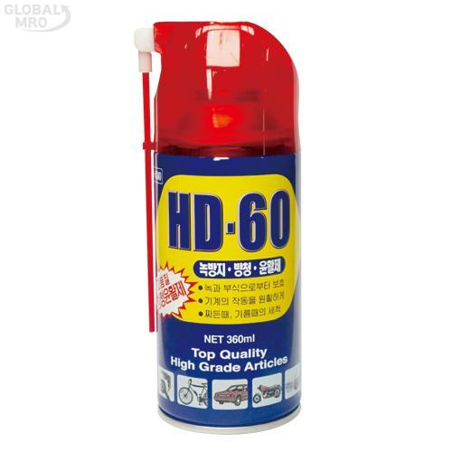 [사업자확인] 일신 HD-60 방청유 360ml