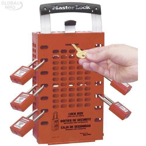 마스터열쇠 그룹락박스 503RED /옵션 503RED 1EA