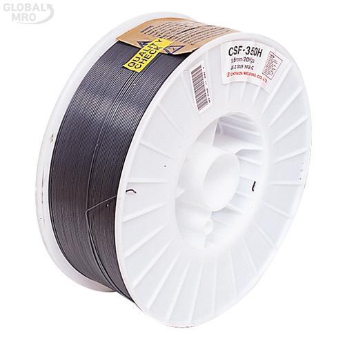 조선선재 플럭스코드와이어(표면경화육성용) CSF-450H (1.2mm) 20KG