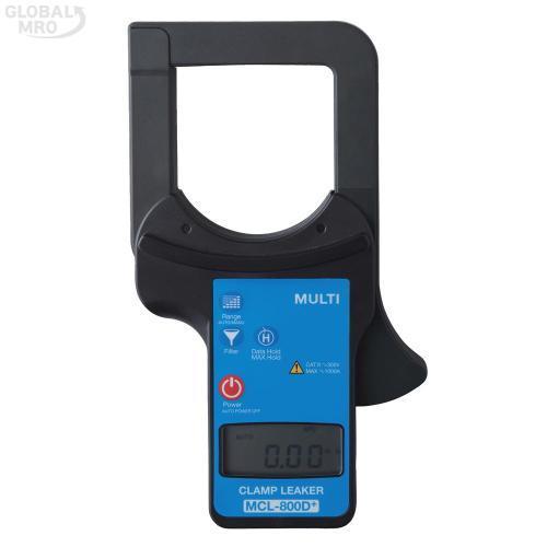 멀티 클램프테스터(디지털) MCL-800D+ 1EA