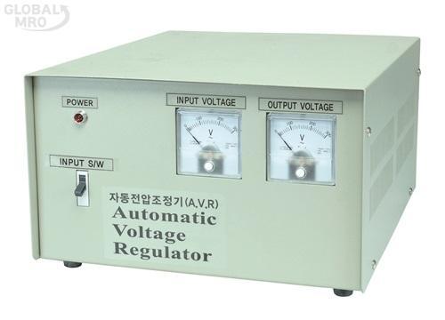 한일트랜스 A.V.R자동전압조절기삼상 복권10KVA 1대