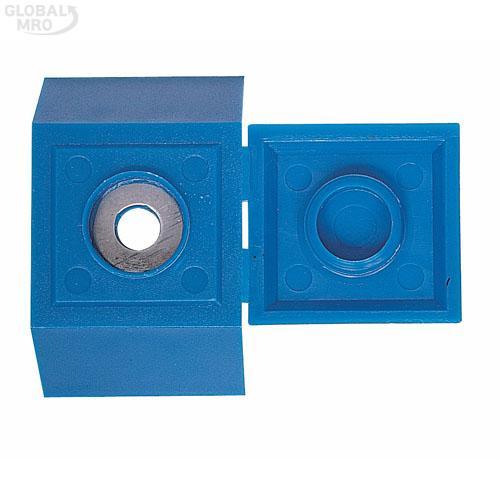 대화 스크루캡 지붕형 (청색) 1봉