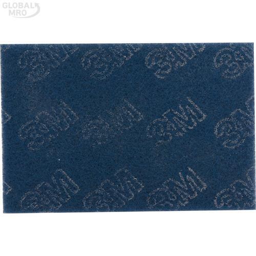 3M 테이프 수세미 BLUE HAND (청색) 100EA