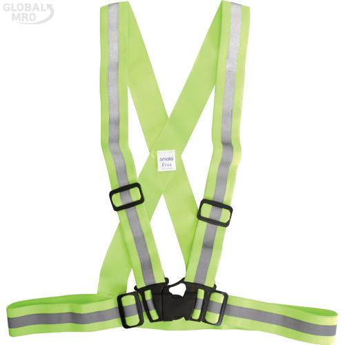 SMATO 도로용품 야광 X-벨트 SM-301 / 녹색/X벨트 1EA