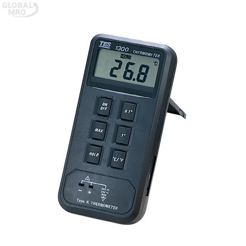 테스 온도계 TES-1300 (표면센서포함) 1EA