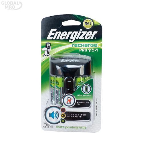 에너자이저 충전기 충전기+충전지(AA)(1판=4EA) 1SET