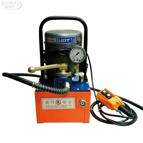 UDT삼성 유압전동펌프 UMP-1/2M(메뉴얼) 1대