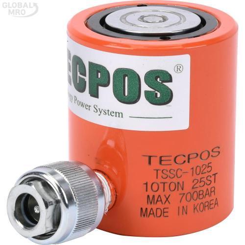 대진 유압쇼트램 10T x 25MM(TSSC-1025) 1EA