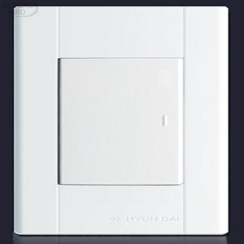 현대일렉트릭 매입스위치 H70WS-11 /옵션 와이드1구 (H70WS-11) 10EA